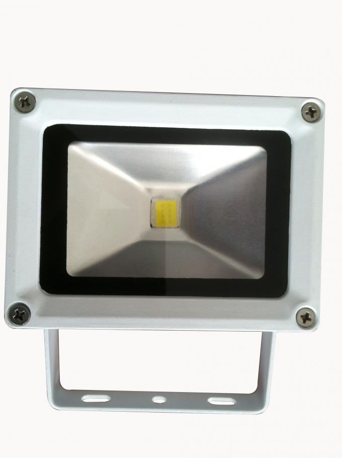 High Bright 10 W 5700k Led Flood Light Fixture For Outside Areas