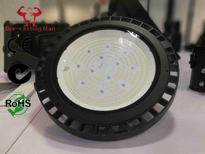 150 Watt 2812.5mA LED High Bay Lighting Fixtures IP66 For Warehouse And Industrial Area IK08