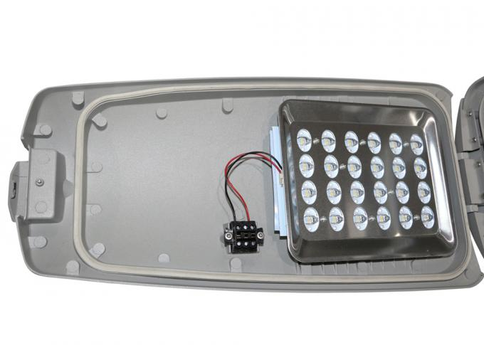 Dmmiable 30W 40W Outdoor LED Street Lights With Aluminium Die Casting Body
