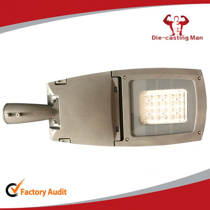 Super Bright IP66  IK08 120W 5 year warranty open without tool LED Street Light Fixture For Roadway