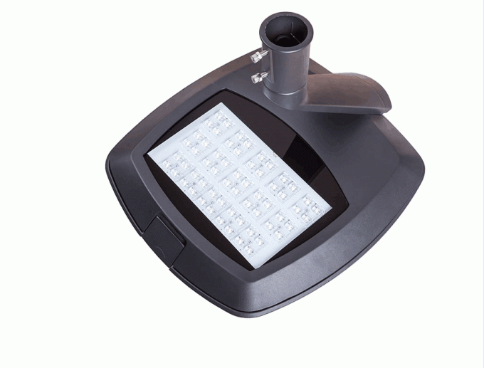 80W LED Road Light Fixtures 8000Lm For Major Road