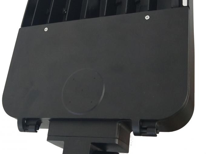 Ip66 Shoebox Led Street Light Housing 300w High Power In Grey / Black Color
