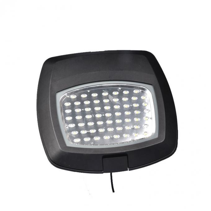 50w - 120w Tool Free IP66 LED Street Light Housing 50/60Hz Die Casting Aluminium Materials