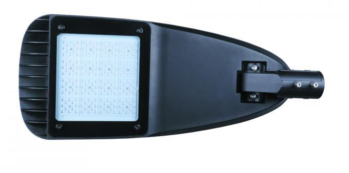 40w-180w Black LED Street Light Housing / Warm White Led Street Light.two way of the top.