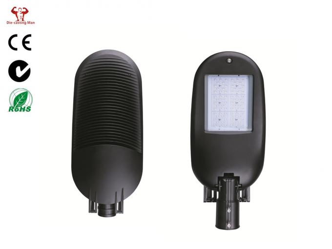 IP66 IK08 Led Street Light Enclosure 50-60mm Pole Size ZHSL-09-100 CE Passed