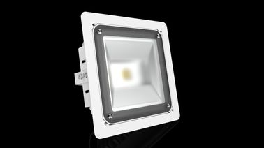 China Die Casting Aluminum Super Bright Outdoor Led Flood Lights For Petrol Stations supplier