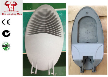 China Univeral Used Die Casting Aluminum Outdoor Led Street Light Water Proof 50w SMD Head Radiation Energy Saving supplier
