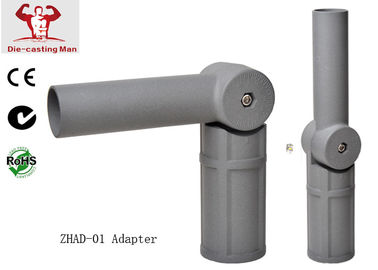 adjustable bracket 90 Degree To 180 Degree Led Street Lighting Adapter High Durable