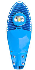 80W COB Energy Saving LED Street Light 8000Lm IP65 For Roads and Industrial Area