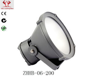 China 70w 100w 200w LED Spot Light / Die casting Aluminum Led Warehouse Lighting supplier