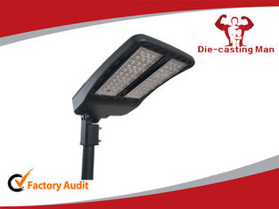 China SMD Outdoor High effic Led Street Light , 150W-300W Led Shoebox Light IP66.four type brackets supplier