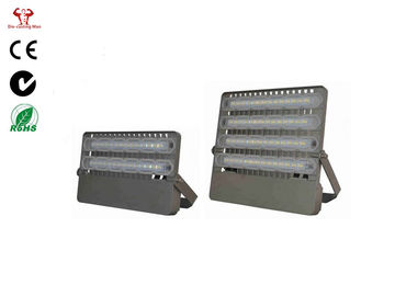 China IP65 Industrial Outdoor  LED Flood Light For Warehouse  and Tennis Court 120w 12000lm Aluminium Black supplier