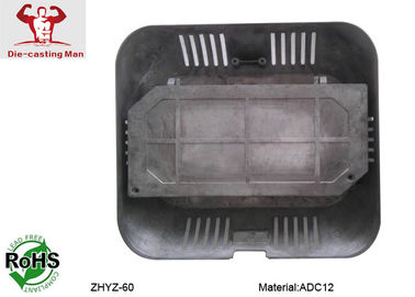 China Aluminum Die Casting 60W Tunnel Lighting Fixtures Outdoor Light Housing Waterproof supplier