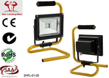 China 20W LED Flood Light Waterproof , Portable Landscape Outdoor LED Floodlight Natural Wihte supplier