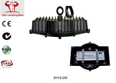 China Industrial LED High Bay Light with Gear Box , High Power High Bay Lamp with 5 Years Warranty supplier