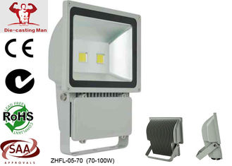 China High Power Outdoor Led Flood Lights 70W - 100W Energy Saving and High Brightness supplier