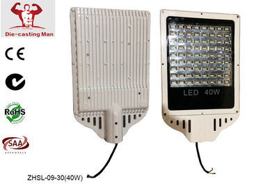 China Solar Power LED Street Lights 30W with Tempering Glass Diffuser DC 24V Street Lamp supplier