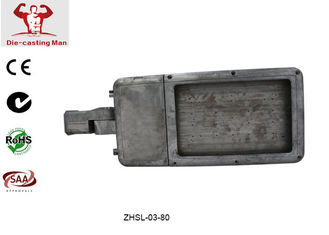 China Aluminum Die Casting 80W Outdoor LED Street Light Housing with ROHS Approved supplier