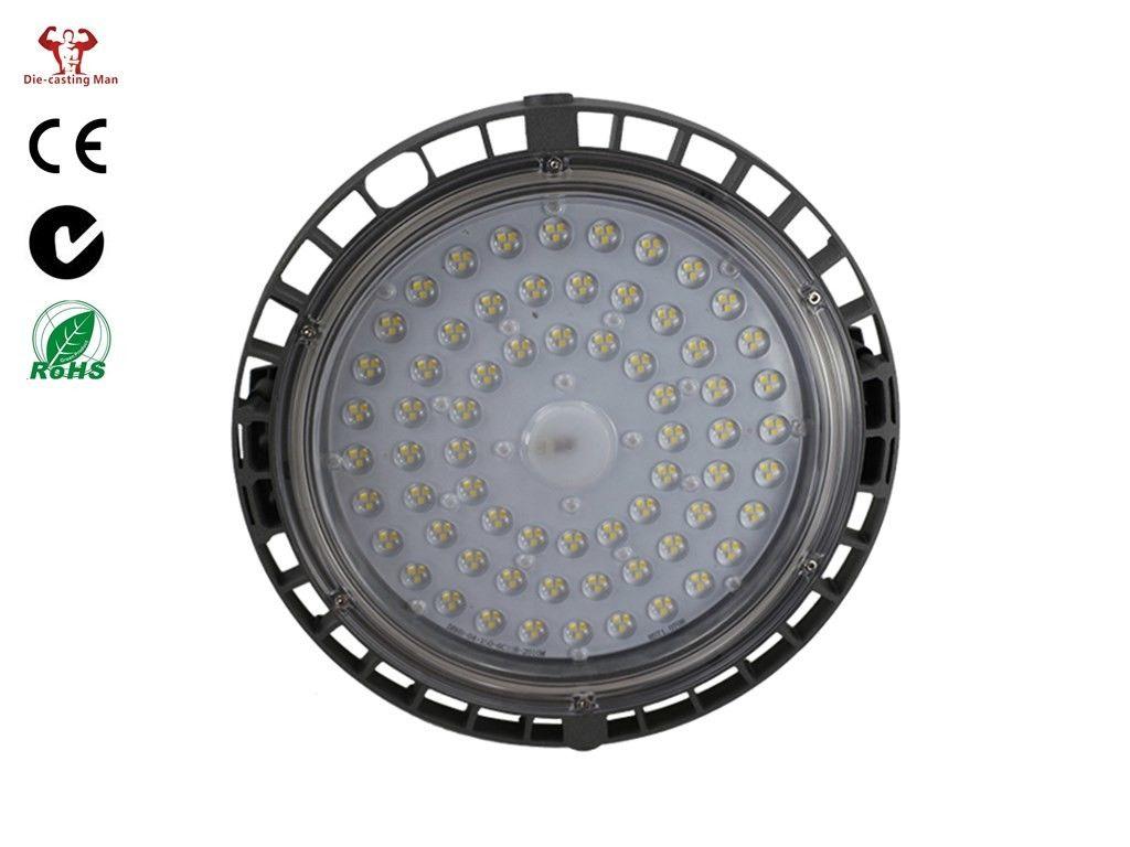 Black And Grey Led High Bay Light Fixtures 150w High Bay Led Lighting Zhhb 04 150
