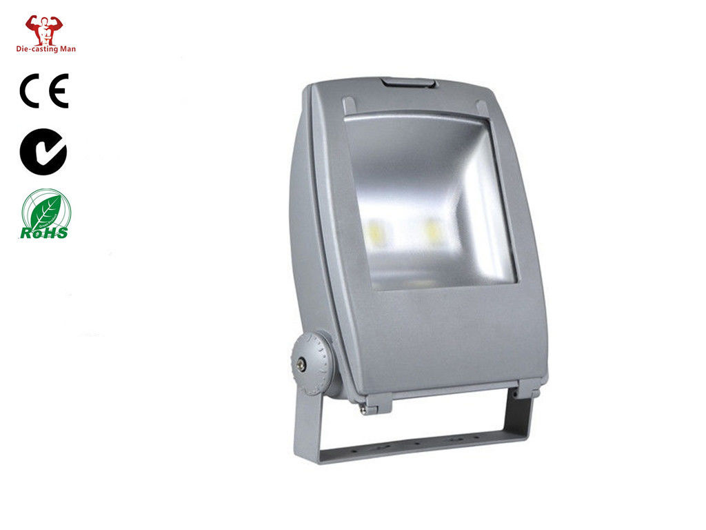 China 100W Industrial Led Flood Light Fixtures , LED Outdoor Flood Light  Fixtures Supplier