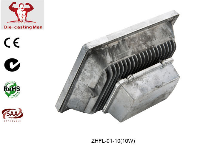 Die Casting Aluminum Led Flood Light Housing Waterproof Outside Lighting Fixture