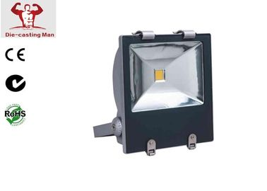 China Bright Outdoor Led Flood Lamps 50 Watt / Aluminum Exterior Led Flood Lights factory