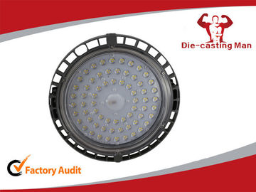 China Outside Module Lens 100W 150W LED High Bay Lights With Gear Box , 5 Years Warranty factory