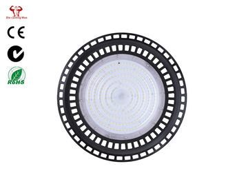 China ZHHB-05-100 Ufo High Bay Light / 100w Aluminum Led Street Light High Luminous Power distributor