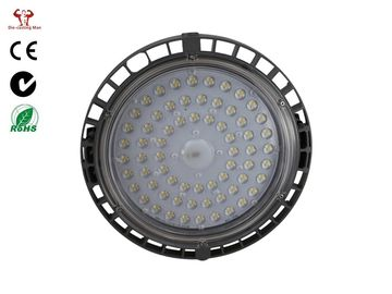 China Black And Grey Led High Bay Light Fixtures / 150W High Bay Led Lighting ZHHB-04-150 factory