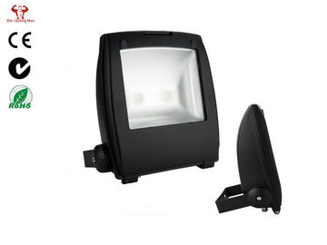 China High Lumen Portable Outdoor LED Flood Lights 120W 85V - 265V AC Ra70 120 Degree Beam Angle distributor