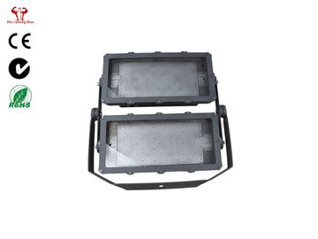 China 400W LED Outdoor Flood Light Housing Die-casting Aluminium For Tennis Court RAL no customized factory