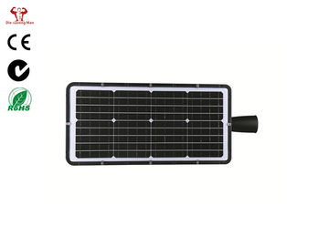 China 20-60W Solar Led Street Light ZHSL-16-20 16AH Batteries Die Casting Aluminum Body distributor