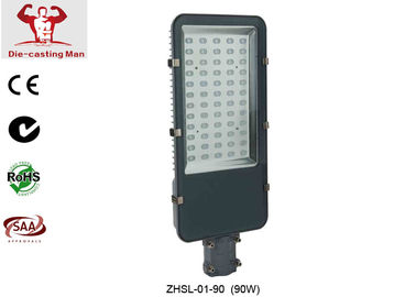 China 12V DC or 24V DC 9000 Lm LED Street Light Fixtures 90W Warm White / Natural white / Cold White factory