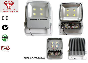 China 200W Super Bright High Power Industrial LED Flood Lights for Advertising Board / Garden Lighting factory