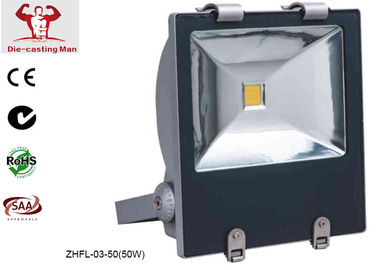 China 50W Aluminum Industrial LED Flood Lights 230V 60Hz Waterproof for Outdoor Lighting factory